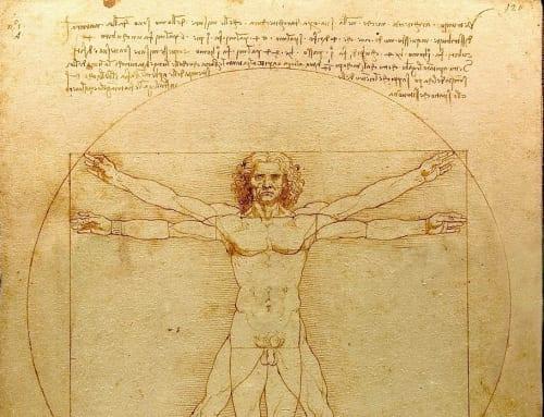 ダヴィンチが考える人間工学上、最大の傑作とは?
