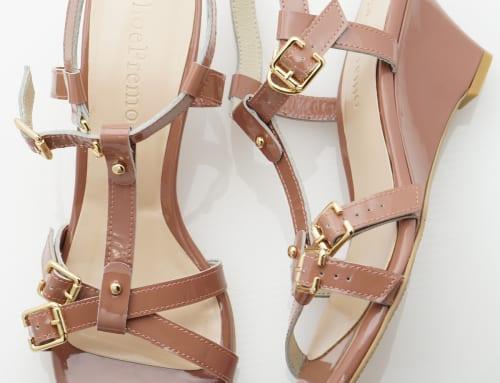 ShoePremoの5.5センチヒール <サンダル> はどんな靴?