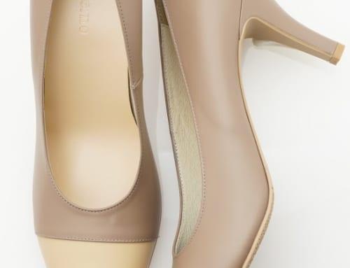 『分厚い革の靴下をはいてるように歩きやすい』