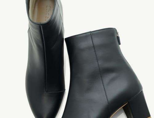 開発秘話:「ブーツに足が入らない?!」